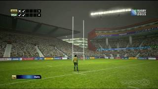 GameSpot Reviews - Rugby World Cup 2011 (PS3, Xbox 360)