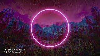 Sleeping Music for DEEP SLEEPING [2,6Hz Delta Waves] Binaural Beats Sleep Healing