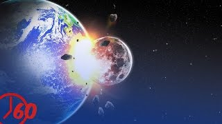 What Would Happen If The Moon Was Teleported On To The Earth
