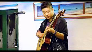 Eden Kai - PIRATE SHIP (original) Live TV Performance Solo Fingerstyle Acoustic Guitar Instrumental
