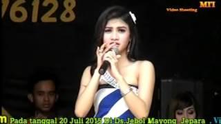 "Camelia Dangdut Jepara ""Keloas"" Ana Senjaya live in Jebol Mayong 2015"