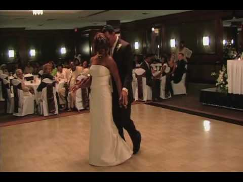 Detroit Style Ballroom Dancing For A First Wedding Dance