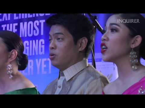 FULL VIDEO: The Philippine Madrigal Singers live at Inquirer #MadzatInquirer