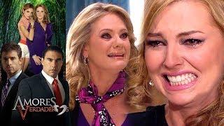 Amores Verdaderos: ¡Victoria descubre el engaño de Kendra y Nelson! | Escena - C69