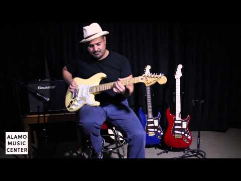 Fender Deluxe Roadhouse Stratocaster Demo & Review
