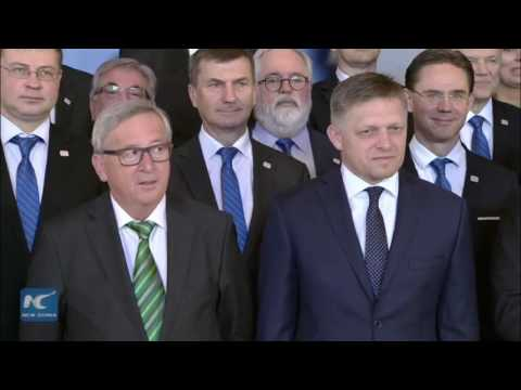 Slovakia takes over EU Council presidency