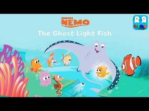 Finding Nemo : The Ghost Light Fish - IOS | Storybook