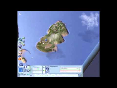 Let's Play SimCity 4, Episode 8, Trying to Build An Island Community