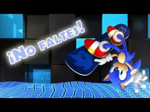 Sonic Video Invitación De Cumpleaños Youtube
