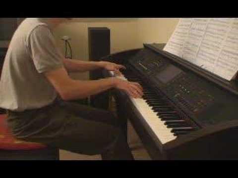 Corner of the Sky piano accompaniment