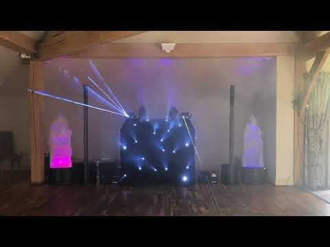 Standard DJ Setup - MTR Productions