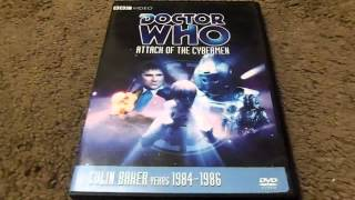 Doctor Who Attack Of The Cybermen DVD Review