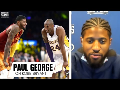 "Paul George Remembers Playing Kobe Bryant for First Time: ""Best Moment of My Basketball Life"""