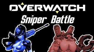 OVERWATCH: Sniper Battle