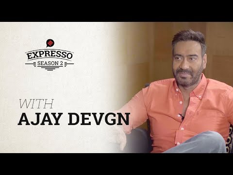 Season 2 Expresso Ep1: Ajay Devgn tells Priyanka Sinha Jha of his accidental stardom & more