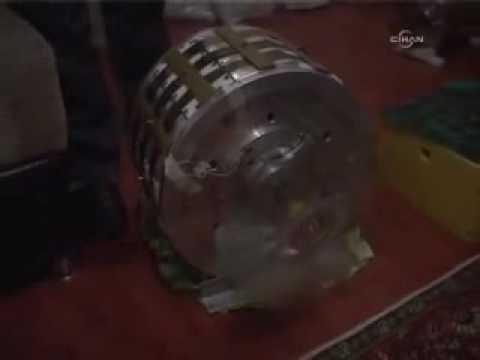 Free Energy - Muammer Yildiz, a Turkish inventor's magnet motor
