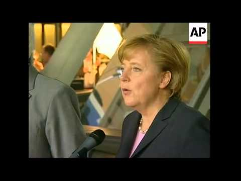 WRAP Merkel presents CDU govt nominations plus coalition talks begin