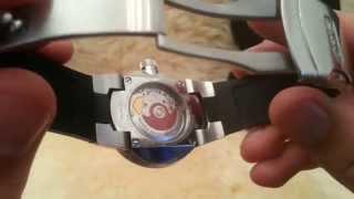 Beautiful Oris Williams F1 watch.(, 2014-07-16T15:29:09.000Z)