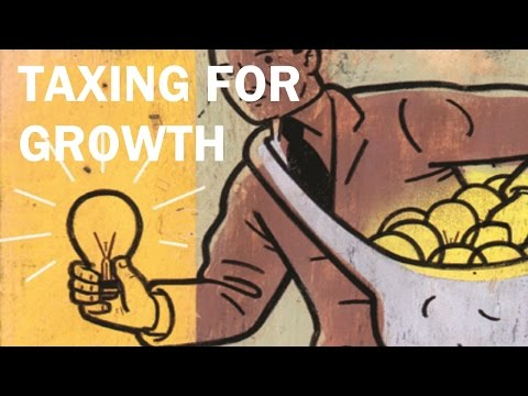[LAUNCH] Working Paper 18: Taxing for Growth Presentation by Roger Martin