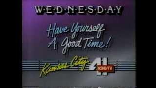 KSHB-TV Promos 1985