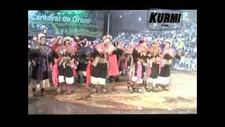 Video Pujllay Oruro en el Carnaval de Oruro 2013
