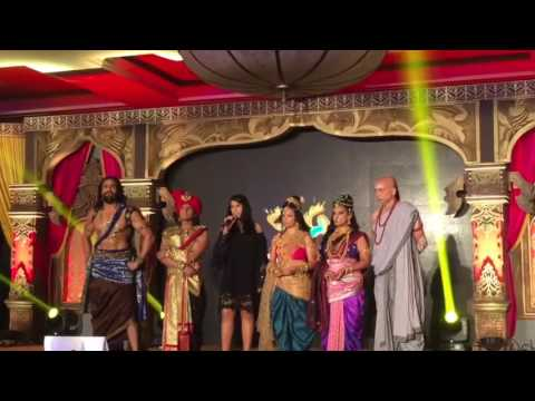 Chandra Nandini Show Launch! Full Video! Ekta Kapoor ! Star Plus (21.09.2016)