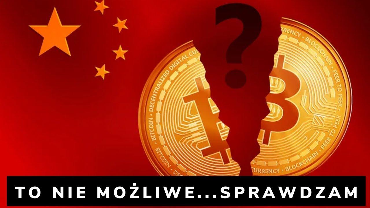 CZY CHINY PRZEPROSZĄ BTC........raczej będzie całowanie pierścienia :)