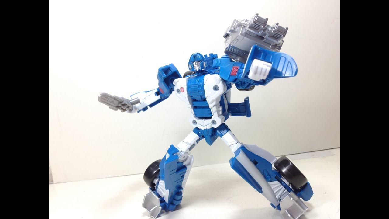 combiner wars mirage transformers generations deluxe toy review