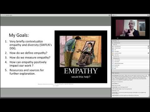 03/17/17 DDI  E is for Empathy