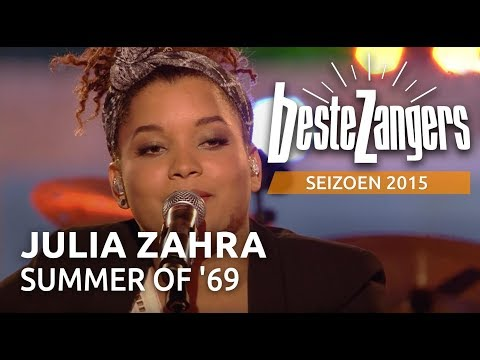 Julia Zahra - Summer of '69 | Beste Zangers 2015