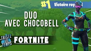 NOCTURNA, A SKIN TROP VOYANT - FEAT CHOCOBELL - FORTNITE