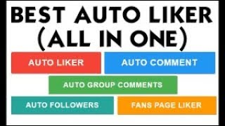 How to Use Auto Commenter on facebook unlimited new 2018