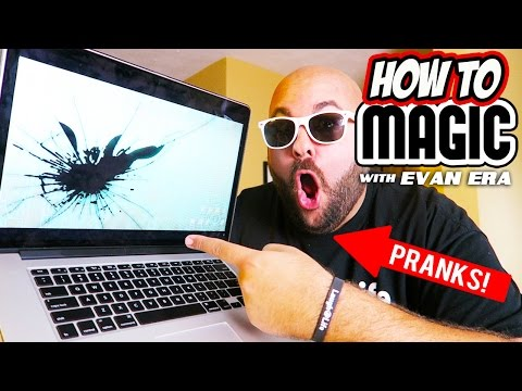 7 MAGIC Computer Pranks!