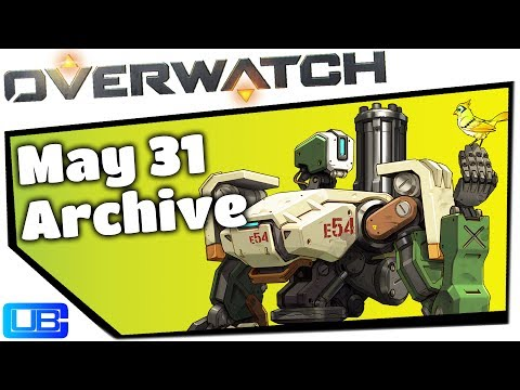 Team Fortress 2? | Overwatch LIVE Archive – 05/31/17