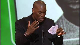 Tyrese wins Soul/RnB New Artist-AMA 2000