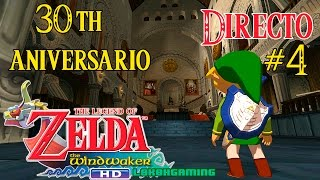 Vídeo The Legend of Zelda: The Wind Waker HD