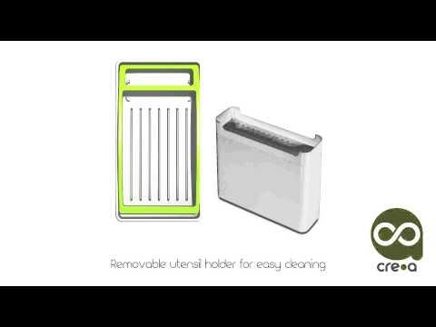 CA865- Foldable Dish Drainer 可摺式碗碟架
