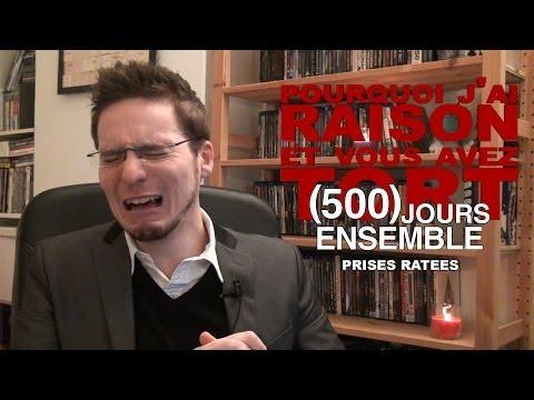 Prises Ratées - 500 Jours Ensemble poster