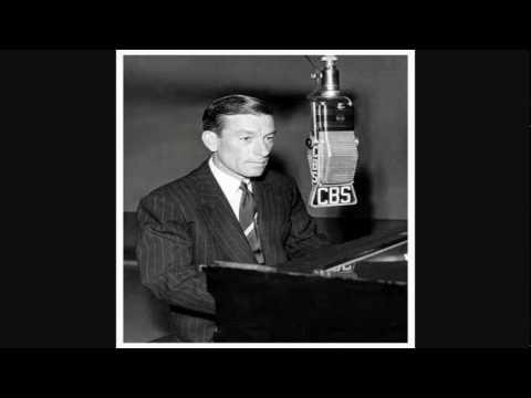 Hoagy Carmichael Huggin' And Chalkin' 1947 Emulated Stereo.mp4