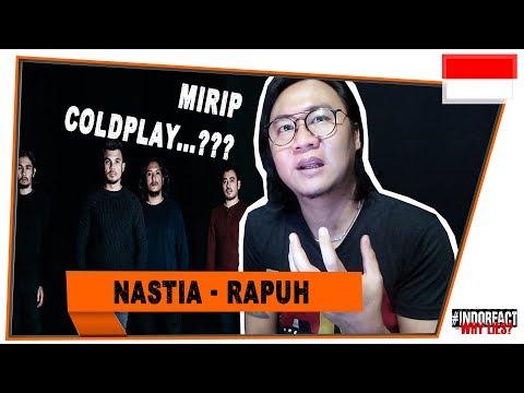 Nastia - Rapuh #INDOREACT