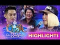 It's Showtime Miss Q and A: Kuya Escort Ion introduces his mother to Vice