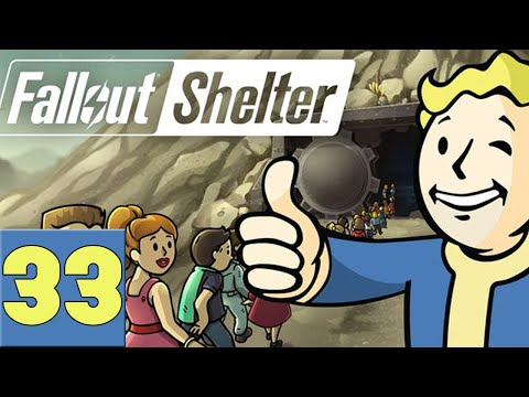 Fallout Shelter Lets Play - Episode 33 [Sale]