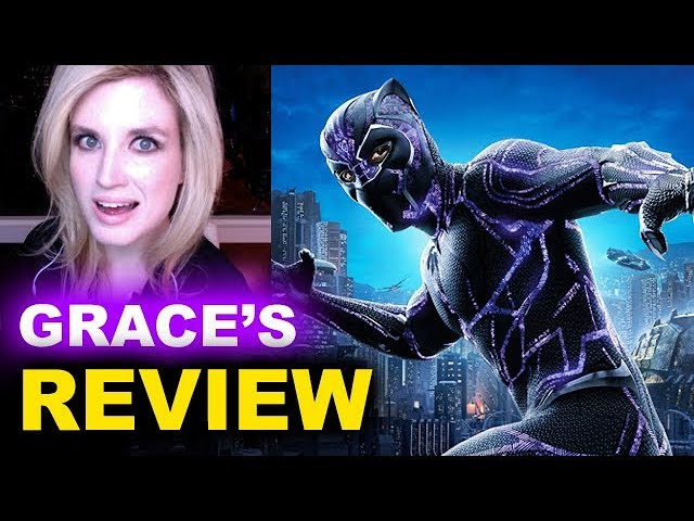 Black Panther Movie Review #1