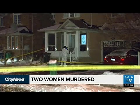 Man charged after wife, mother-in-law murdered in Brampton home