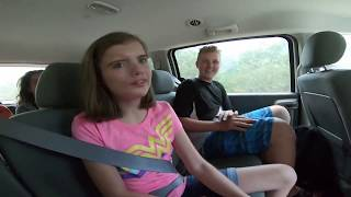 Students from the Utah School for the Deaf embark on a camping adventure