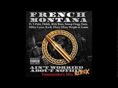 Worried Bout Nothin (Remix) T-Pain Ft. Diddy, Rick Ross, Snoop Dogg, Miley Cyrus, B.o.B, Game