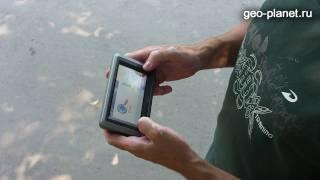 видео Мотонавигатор Garmin Zumo 590LM + карты Европы