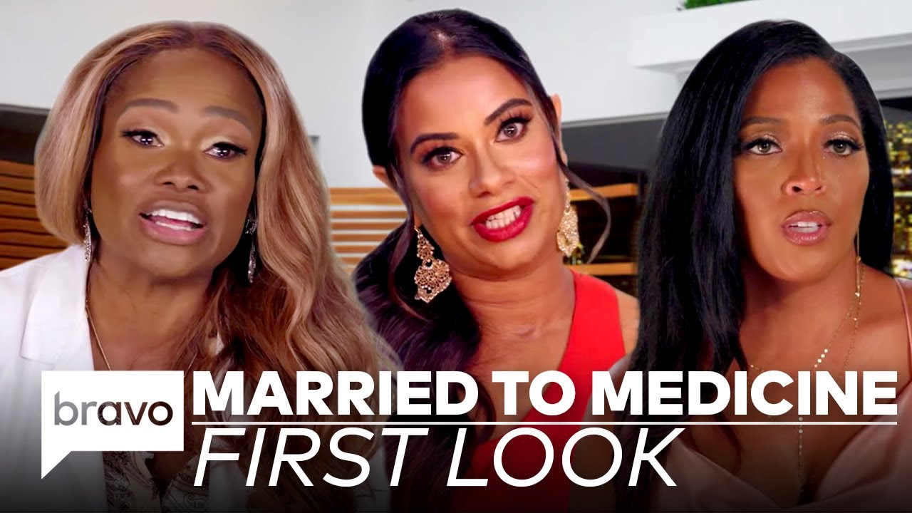 Your First Look at Season 8 of Married to Medicine   Bravo