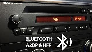 видео Установка микрофона для блютуз в BMW E39