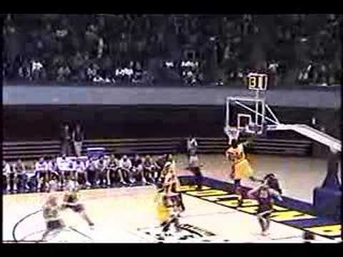 LEON POWE ALLEY-OOP IN HIGH SCHOOL.....